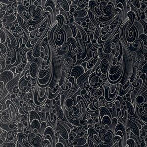 Free Spirit - Tula Pink - True Colors - Making Waves - Ink