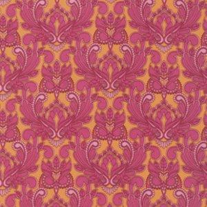 Free Spirit - Tula Pink - True Colors - Mini Owl - Bittersweet