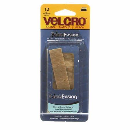 Velcro - Fabric Fusion - 3/4 X 1 - Beige