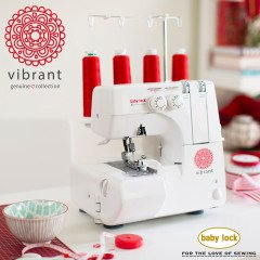Vibrant 4/3/2 Thread Serger