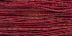 Weeks Dye Works Embroidery Thread - 1336 Raspberry