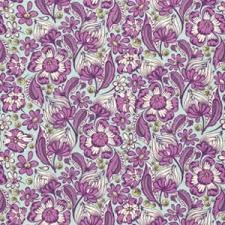 Free Spirit - Tula Pink - Chipper - Wild Vines - Raspberry