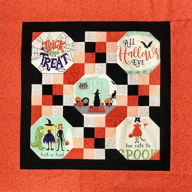 Across the Seasons Halloween Kit 36 x 36