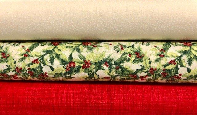 Christmas Mystery Quilt Kit