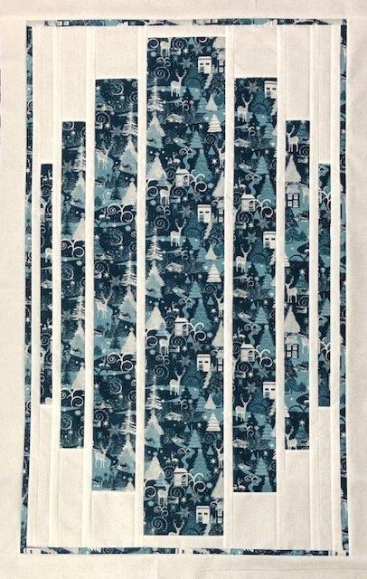 Shenandoah Quilt Kit 31 x 48 OR 42 x 50