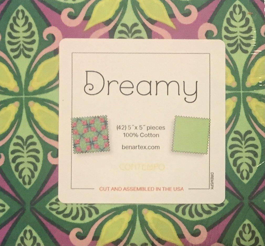 Contempo Dreamy Charm Pack