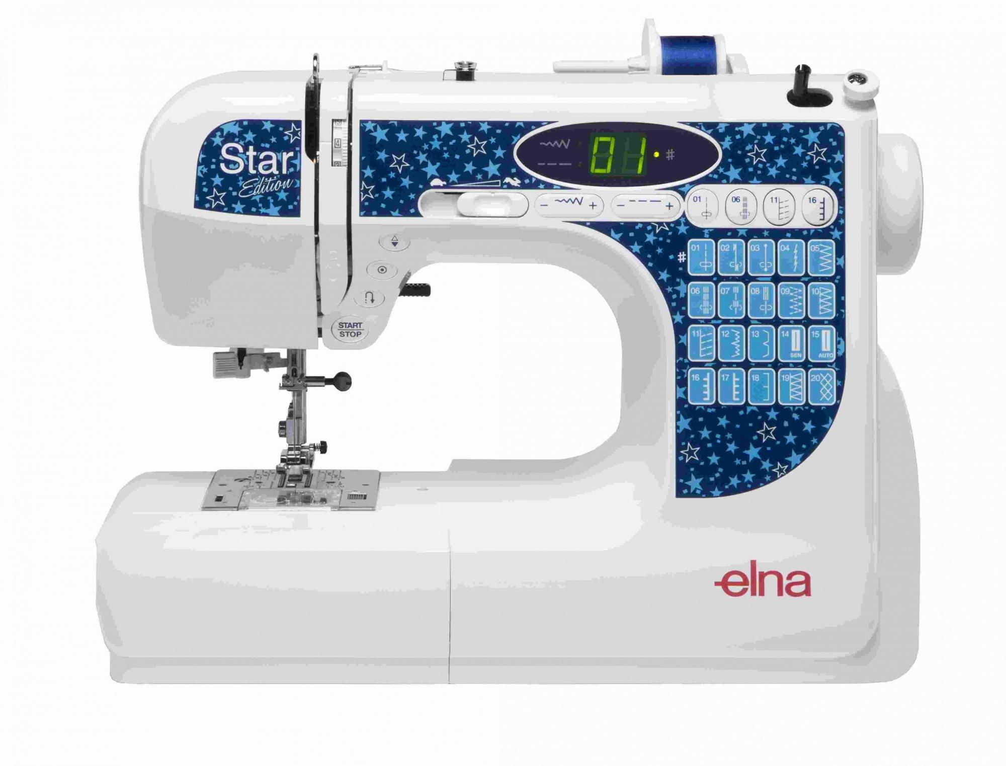 MACHINE-ELNA-STAR EDITION