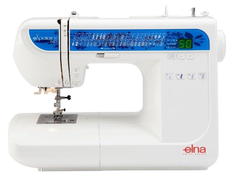 MACHINE-ELNA- EXPERIENCE 540