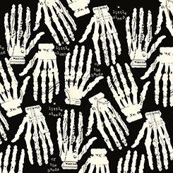 QUEEN OF WE'EN - SKELETON HANDS