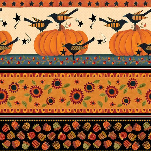 Give Thanks II by Blank Textiles