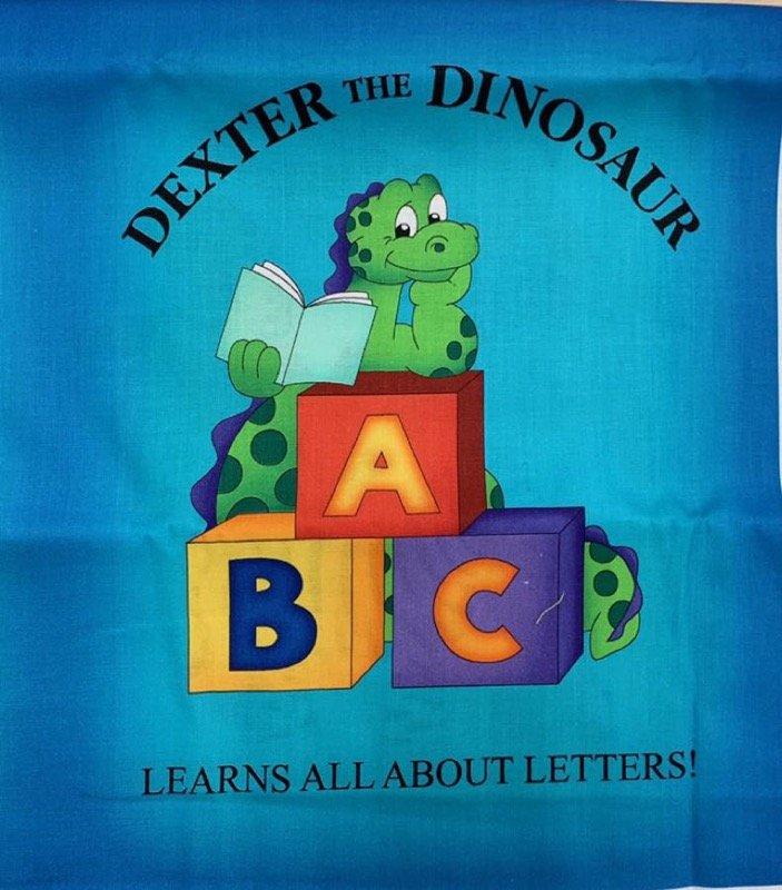 Dexter the Dinosaur