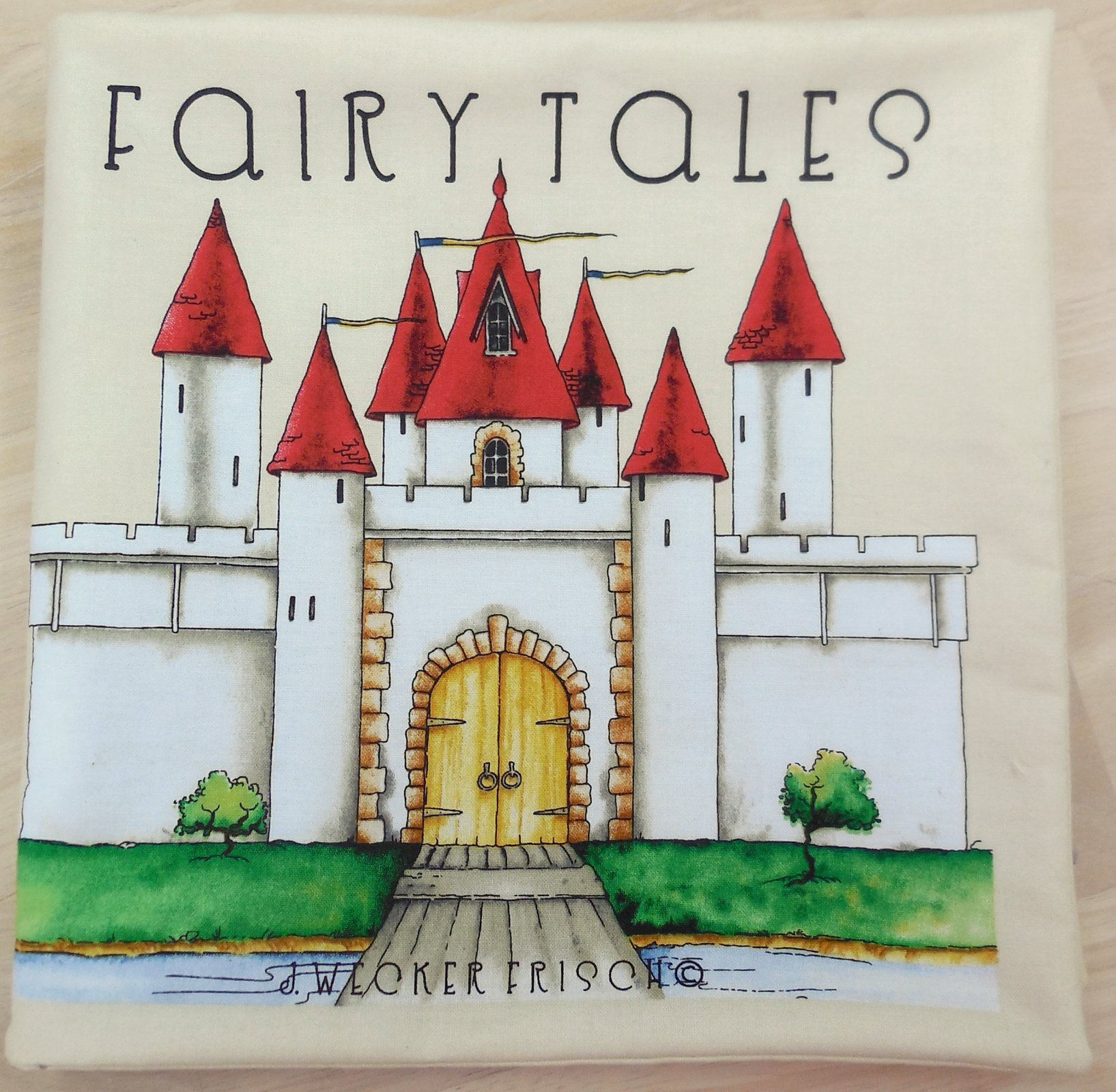 Fairy Tales - Book Panel