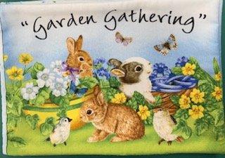 Gardening Gathering Book Panel