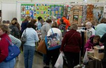 Sheboygan County Quilt Guild, It's a Stitch Quilt Guild, A patch of Lakeshore,