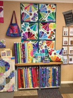 Kaffe Fassett fabric quilt shop Plymouth WI