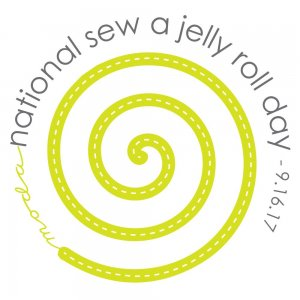 National Sew a jelly roll day open sew at The Sewing Basket, Plymouth, WI