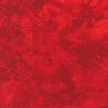 RJR Handspray Fabric Red