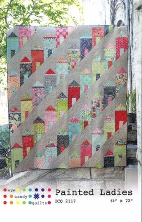 Painted Ladies Quilt