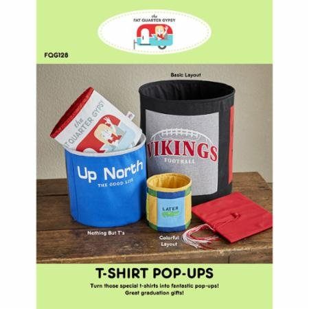 T-Shirt Pop Up Pattern