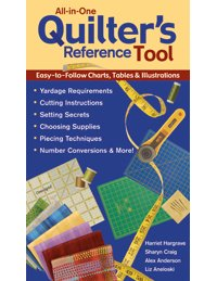 All-in-One Quilter's Reference Tool