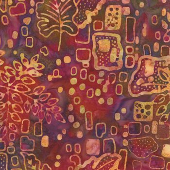 Kapalua Batik Hibiscus Multi