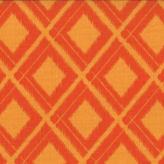 Simply Color Ikat Diamonds Sweet Tangerine