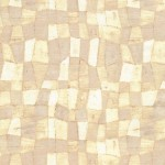 Laura Gunn Edges Tonal Mosaic Parchment