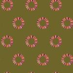 Acacia Pineapple Slices Olive PWTP041.OLIVE OOP