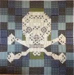 Curious Nature Skullduggery Quilt Kit