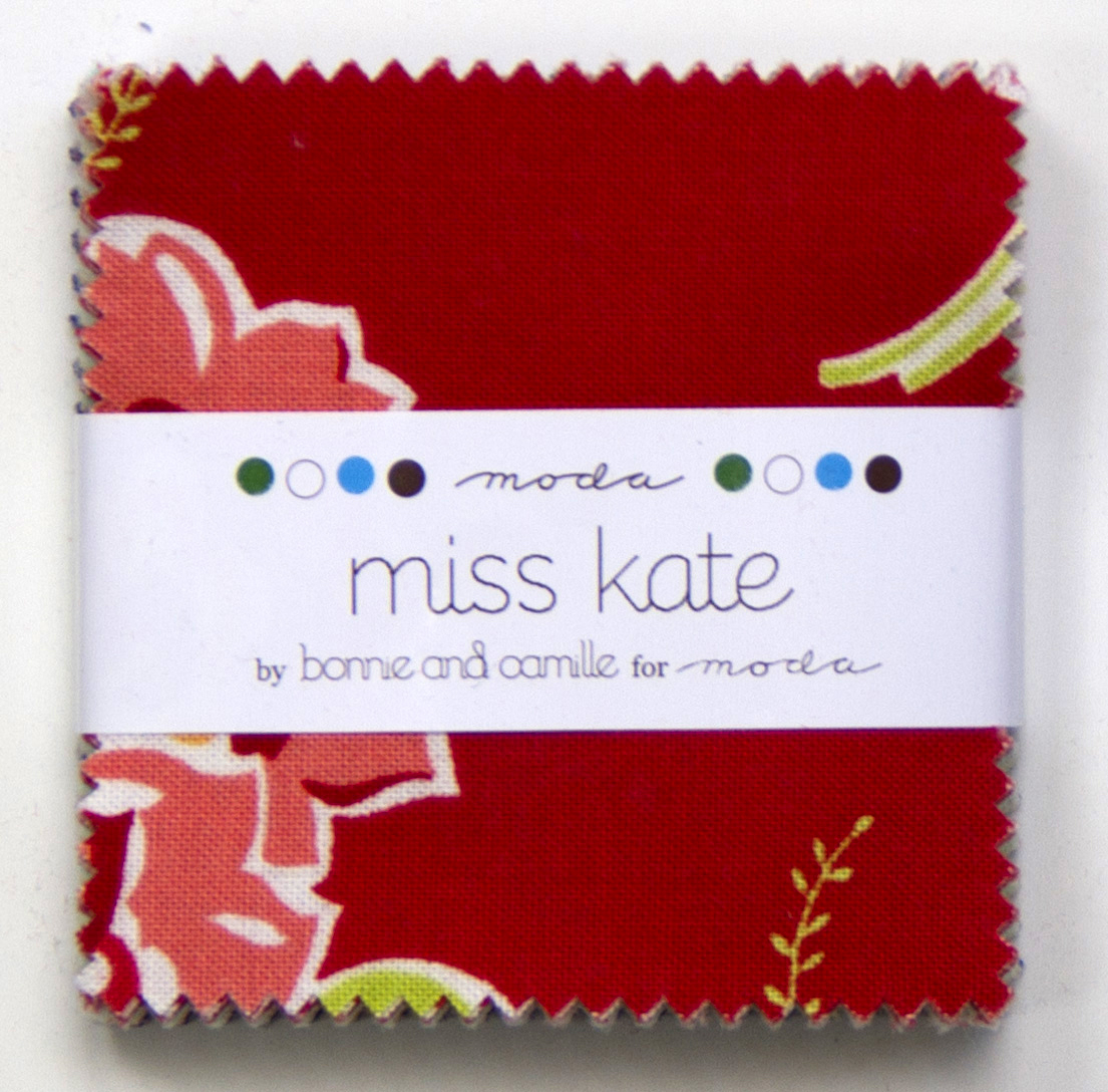 Miss Kate Flannel Layer Cake