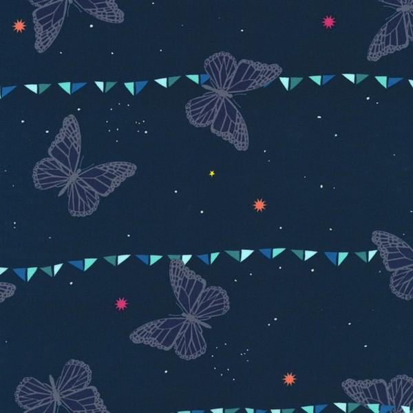 Moonlit Nightsky Navy