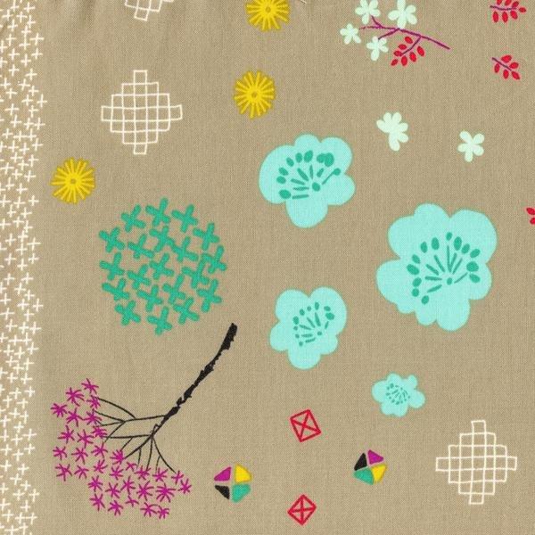 Mochi Floral Linen