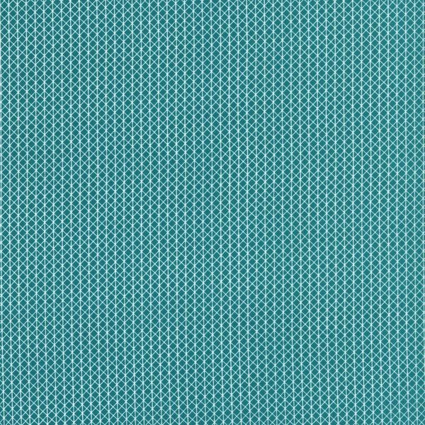 Basics Netorious Teal Cotton + Steel