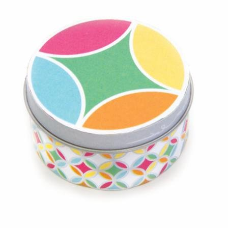 2 Circle Tin Quilt Blocks