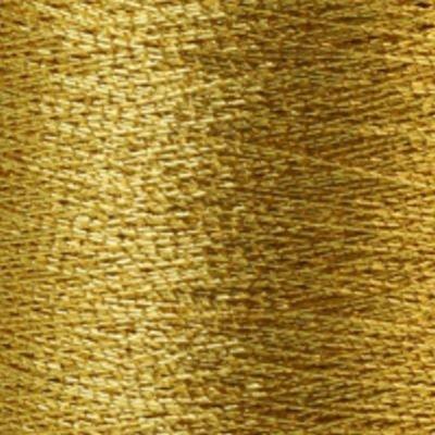 Yenmet Metallic 500m Aztec Gold 7