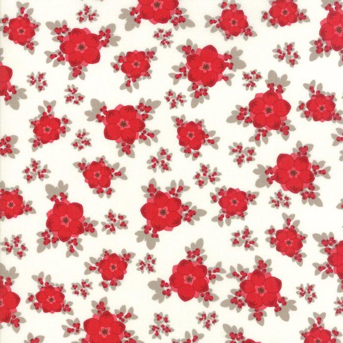 Return to Winter's Lane Berry Burst  Snow 13170 12