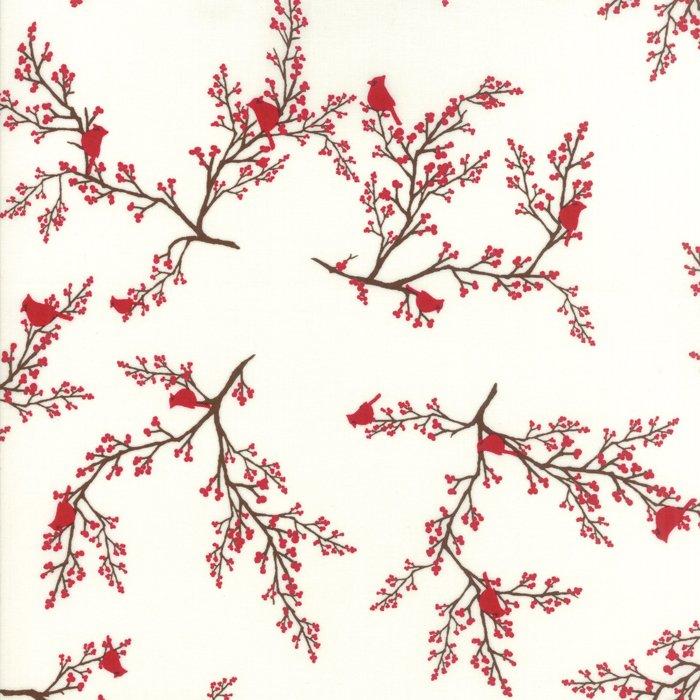Return to Winter's Lane Cardinals Snow 13172 11