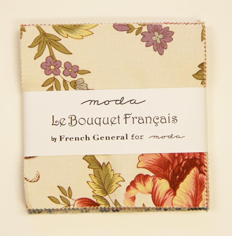 Le Bouquet Francais Mini Charms 13660MC by French General