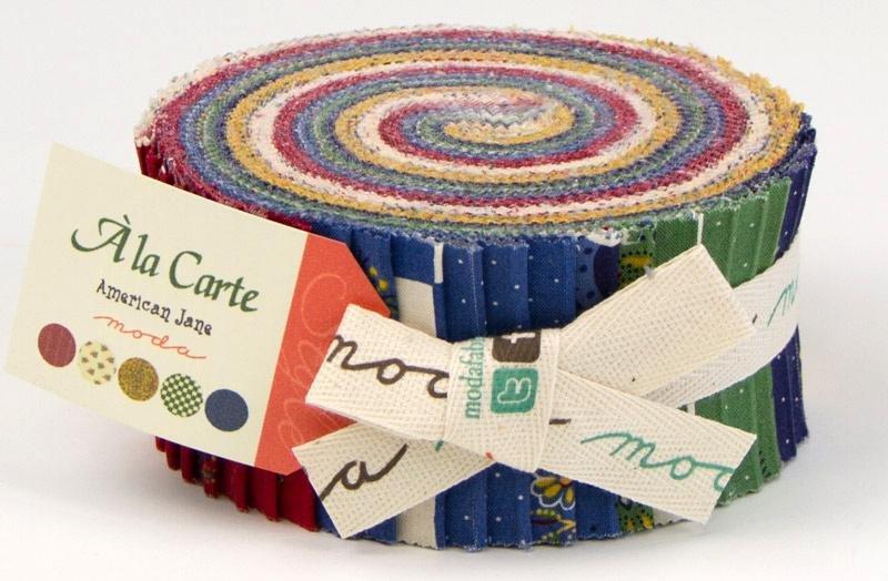 Ala Carte Jelly Roll