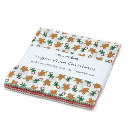 Sugar Plum Christmas Charm Pack