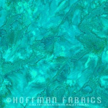 Hoffman 1895 Bali Watercolors Batik Betta Fish