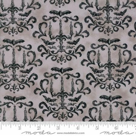 Eerily Elegant Damask Wicked Grey 19812 14