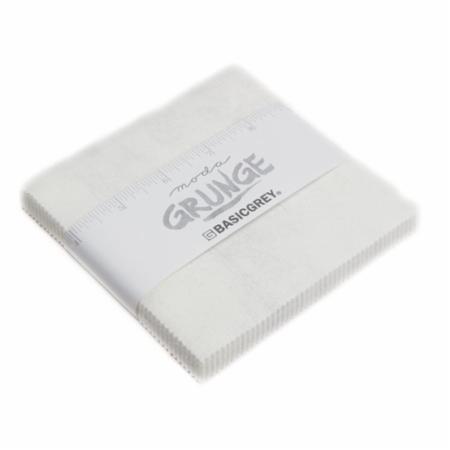 Grunge Charm Pack White Paper 30150PP 101