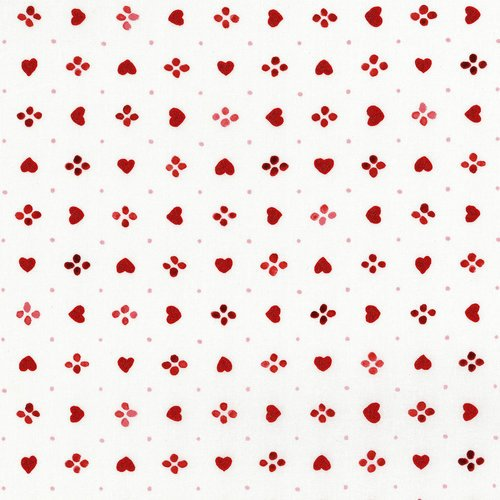 Sugar Berry Sweethearts Radiant Cherry Metallic 3376-003