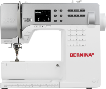 BERNINA 350 Patchwork Edition CLOSEOUT PRICING