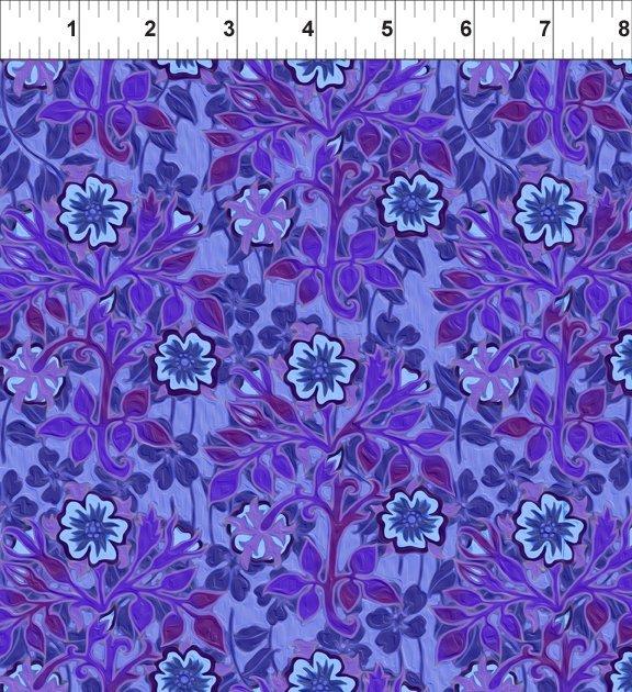 Pastiche Cinquefoil Purple 3JYG4