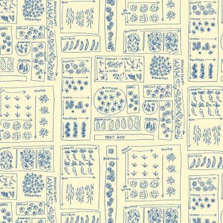 Mazy Garden Plot Blueprint 50957-11