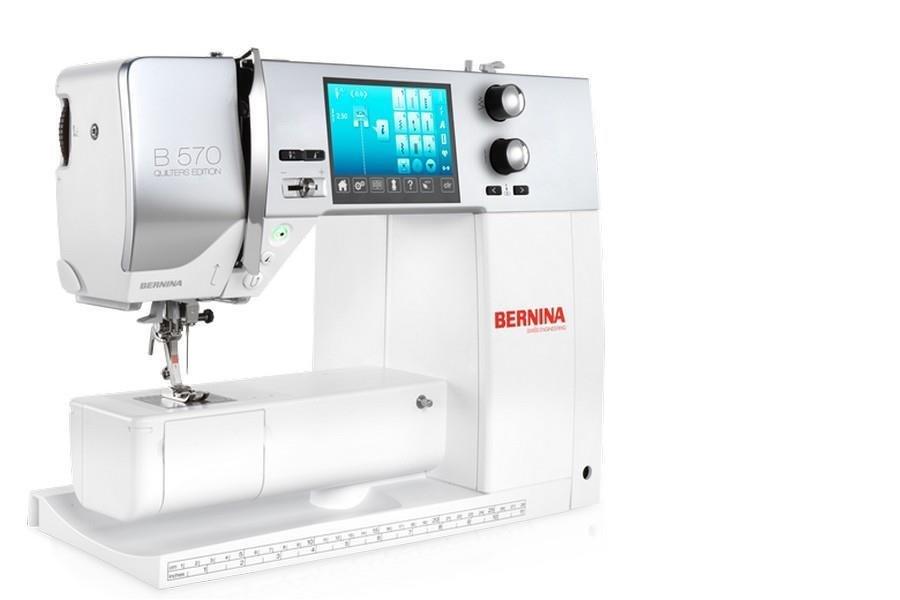 Bernina 570 QE BSR Standard (CLOSEOUT)