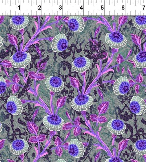 Pastiche Bachelor Buttons Purple 7JYG3