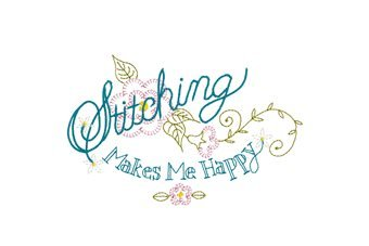 Make, Stitch & Sew by Crabapple Hill BERNINA Exclusive Embroidery Design USB